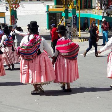 Las Chiolitas