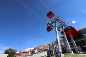 Téléférique de La Paz