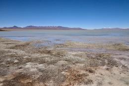 Lac des bains thermaux