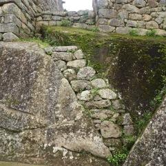 Stabilisation des grandes pierres