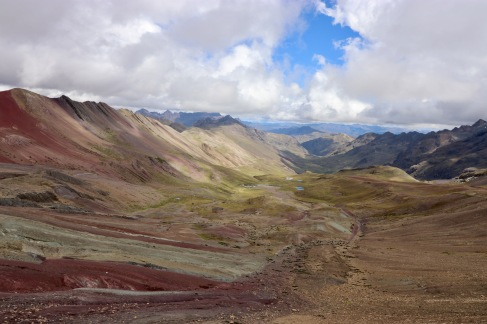 la vallée rouge