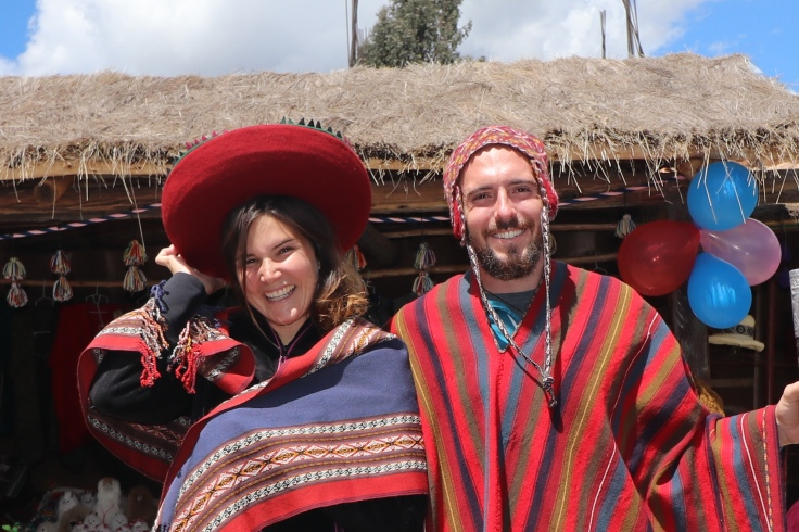 Mariage péruvien ❣️