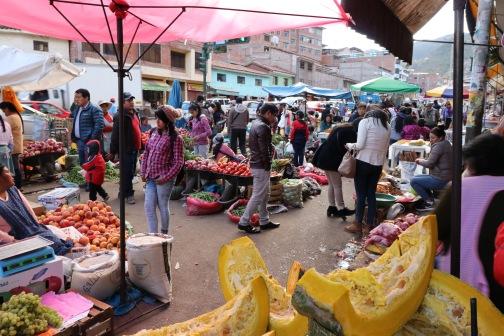 Marché de Pâques Cusco