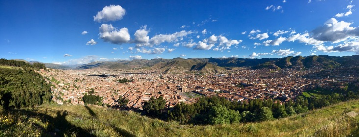 Panorama Cusco