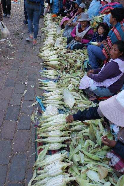 Vendeuses du marché