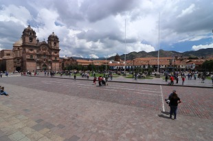 Place d'armes Cusco