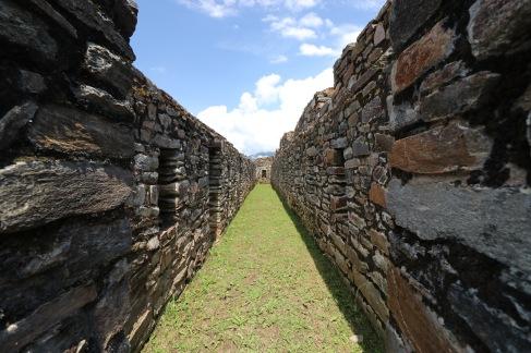 Ruines du Choquequirao