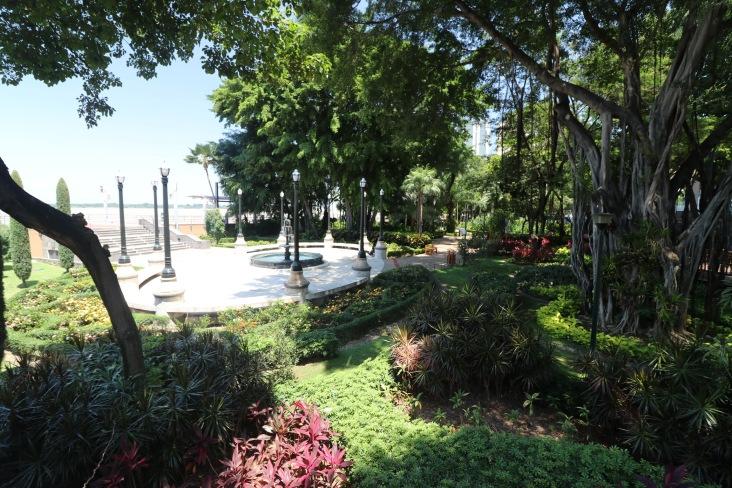 Parc du Malécon