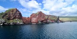 Paysage des îles Galápagos