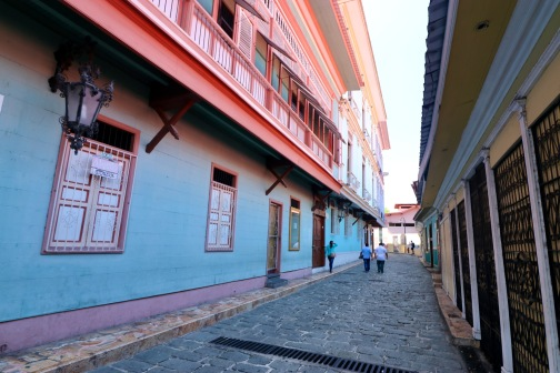 Vieille ville Guayaquil