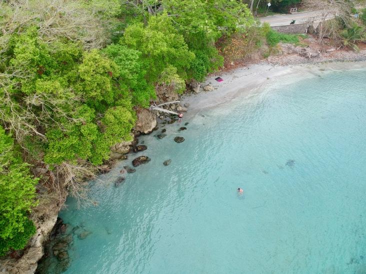 Pash Bay drone
